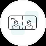 Des réunions  virtuelles réussies